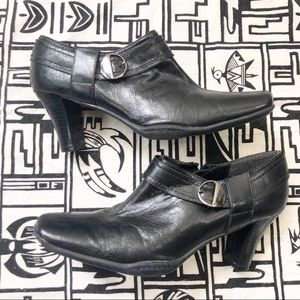 ☀️Aerology Black Ankle Boots